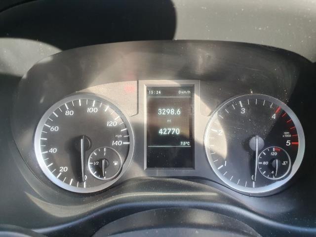 2017 Mercedes-Benz Vito 111Cdi Van (KN67UVS) Image 9