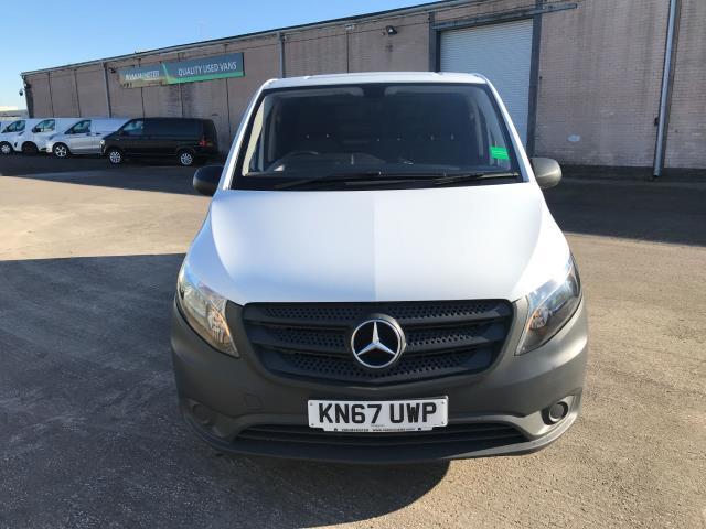 2017 Mercedes-Benz Vito 111CDI LWB 110PS EURO 6 (KN67UWP) Image 14