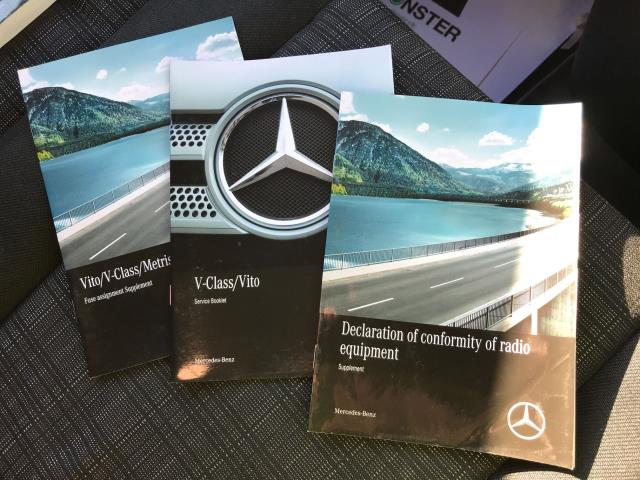 2017 Mercedes-Benz Vito 111CDI LWB 110PS EURO 6 (KN67UWP) Image 31