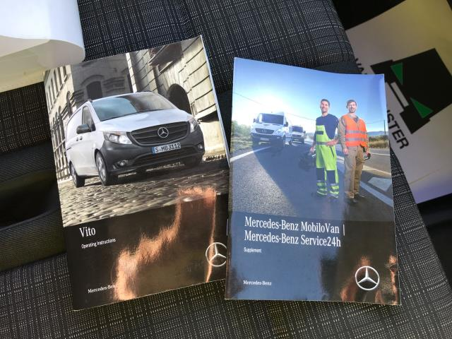2017 Mercedes-Benz Vito 111CDI LWB 110PS EURO 6 (KN67UWP) Image 30