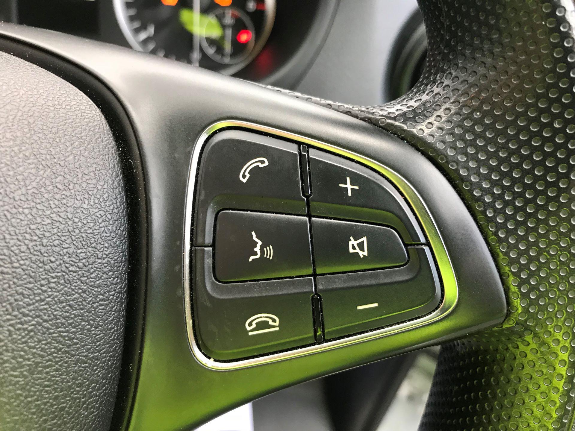 2017 Mercedes-Benz Vito LONG 111CDI VAN EURO 6  (KN67UWY) Image 21