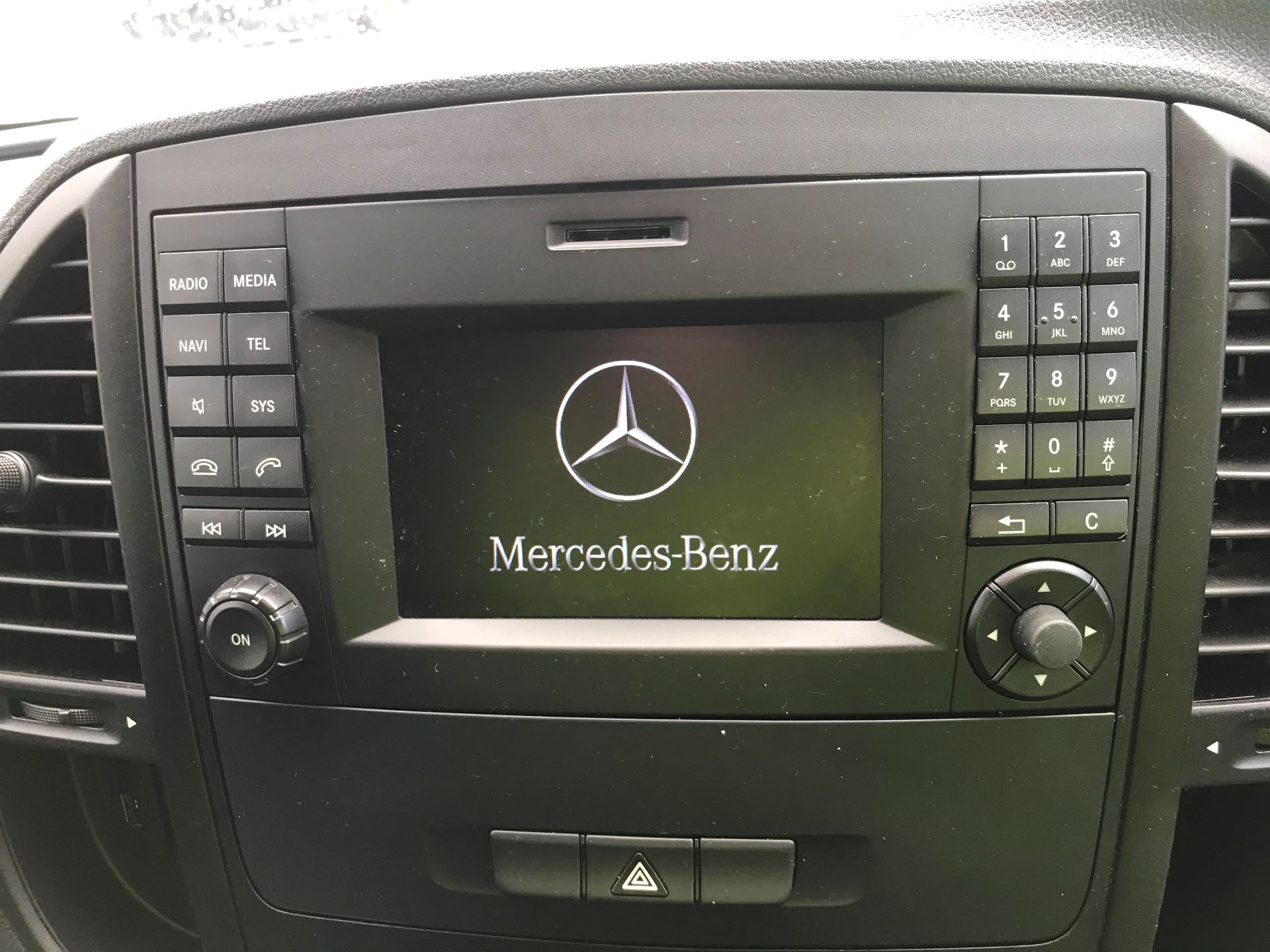 2017 Mercedes-Benz Vito LONG 111CDI VAN EURO 6  (KN67UWY) Image 18
