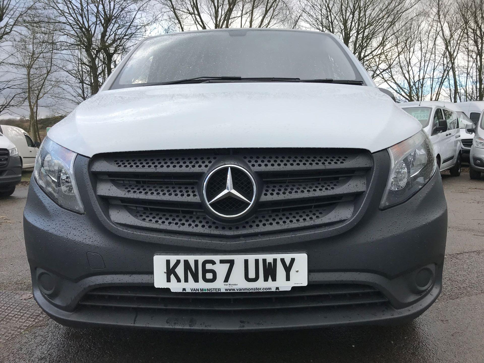 2017 Mercedes-Benz Vito LONG 111CDI VAN EURO 6  (KN67UWY) Image 12
