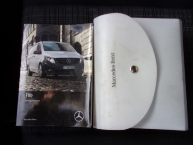 2017 Mercedes-Benz Vito 111Cdi Long Van (KN67UXT) Image 24