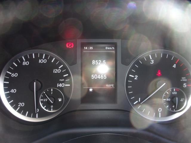 2017 Mercedes-Benz Vito 111Cdi Long Van (KN67UXT) Image 6