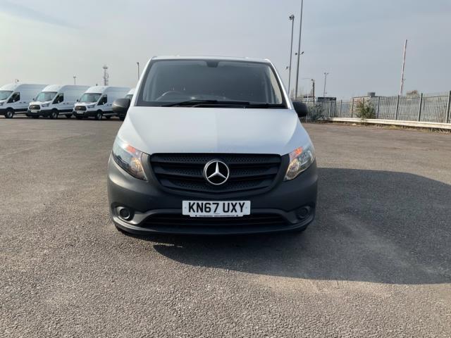 2017 Mercedes-Benz Vito 111Cdi Van (KN67UXY) Image 2