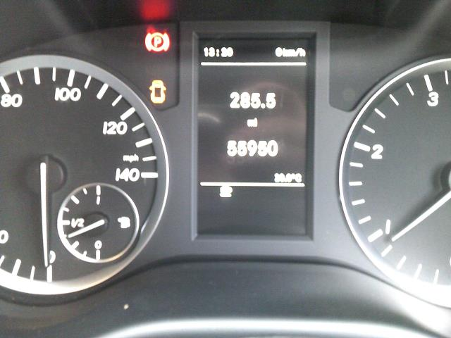 2017 Mercedes-Benz Vito 111Cdi Long Van (KN67UYY) Image 6