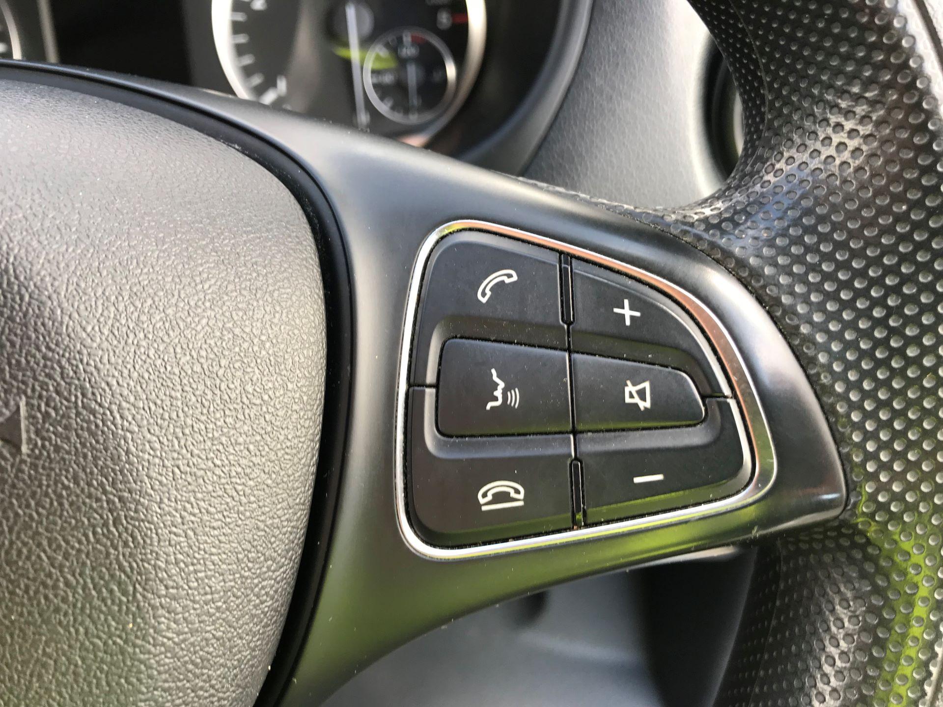 2017 Mercedes-Benz Vito LONG 111CDI VAN EURO 6  (KN67UZL) Image 22