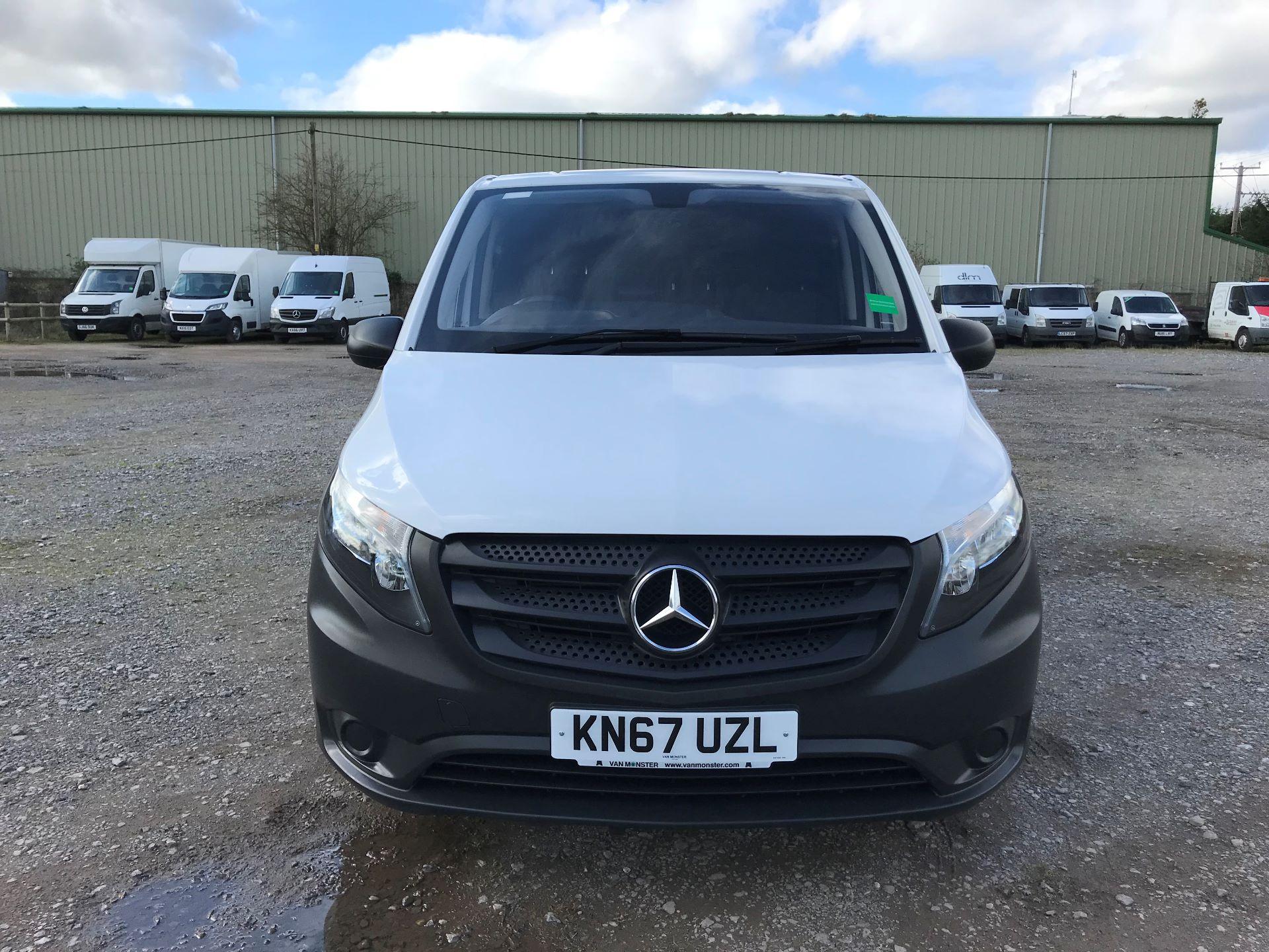2017 Mercedes-Benz Vito LONG 111CDI VAN EURO 6  (KN67UZL) Image 2