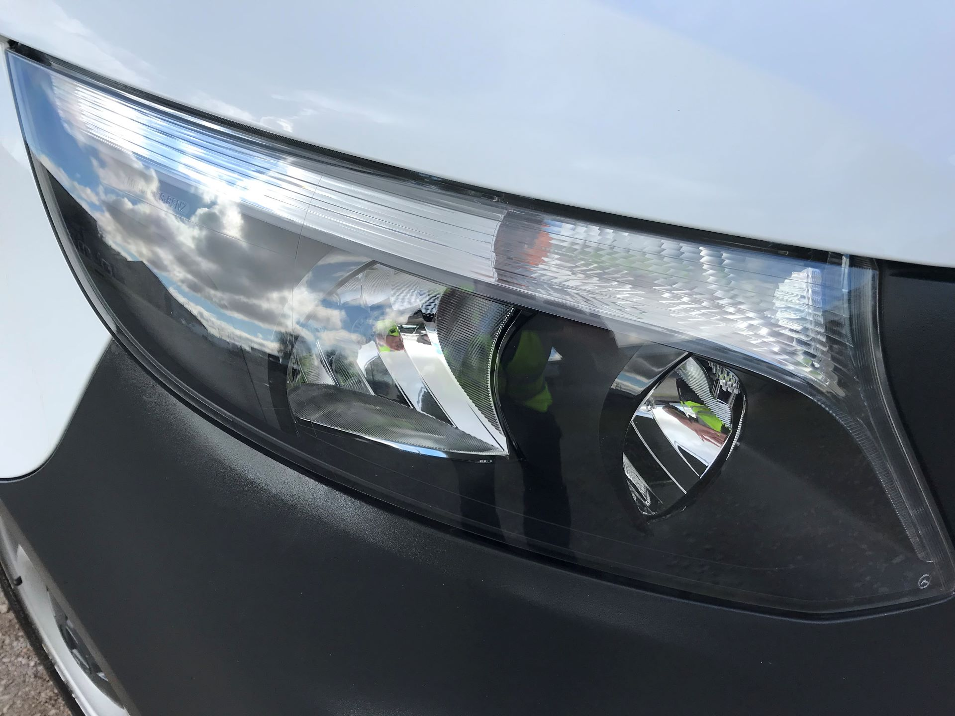 2017 Mercedes-Benz Vito LONG 111CDI VAN EURO 6  (KN67UZL) Image 30