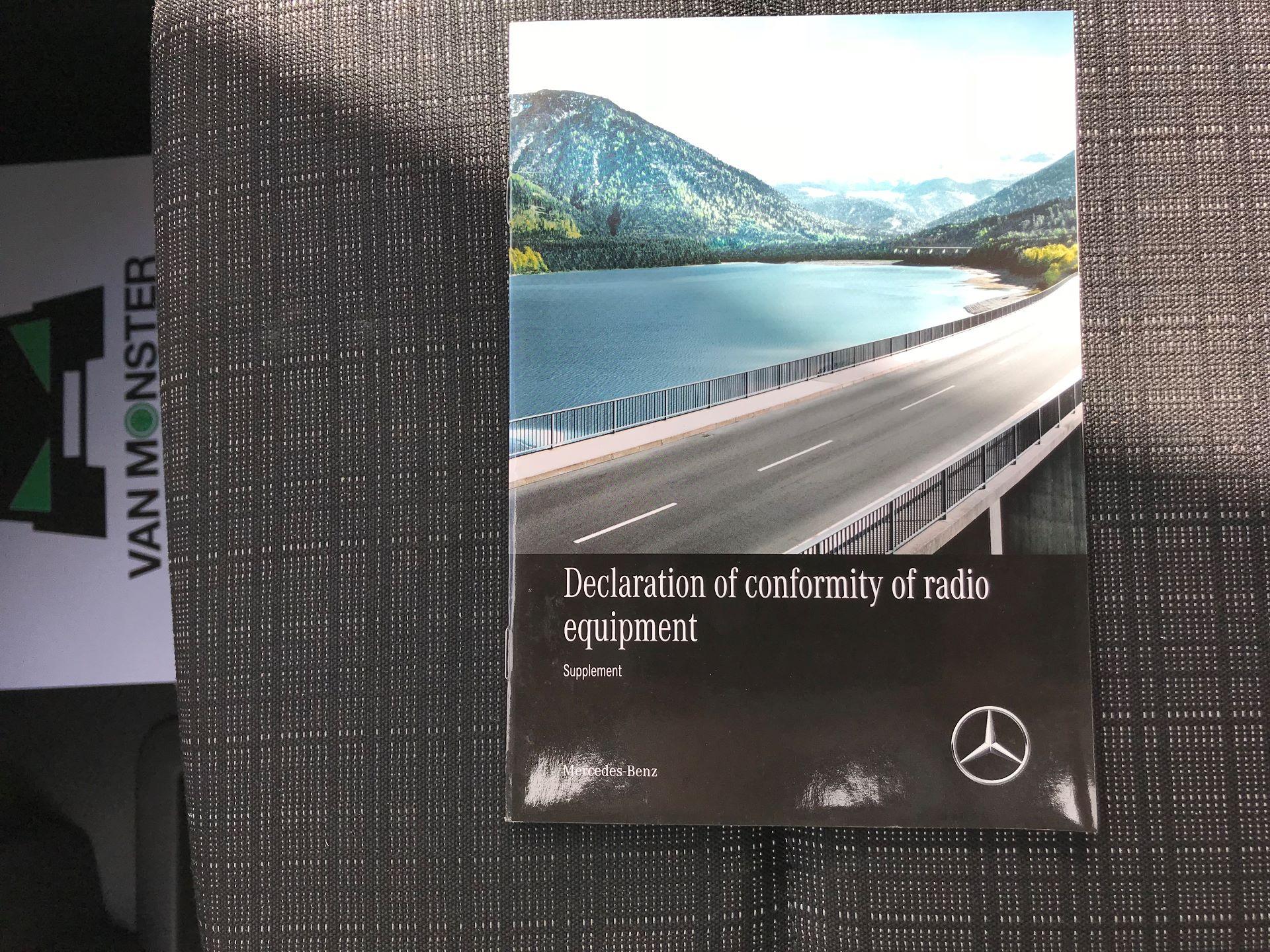 2017 Mercedes-Benz Vito LONG 111CDI VAN EURO 6  (KN67UZL) Image 42