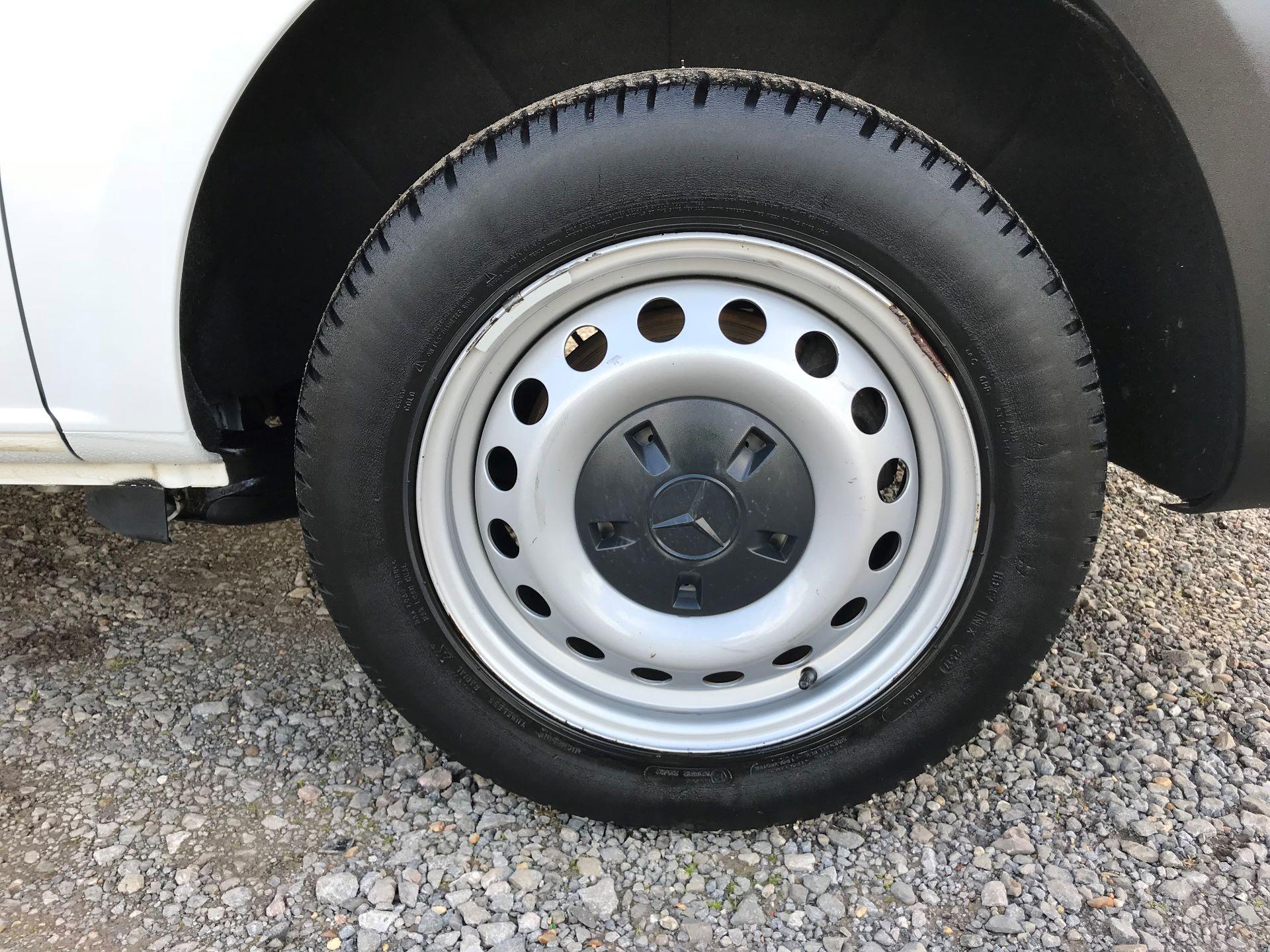 2017 Mercedes-Benz Vito LONG 111CDI VAN EURO 6  (KN67UZL) Image 33