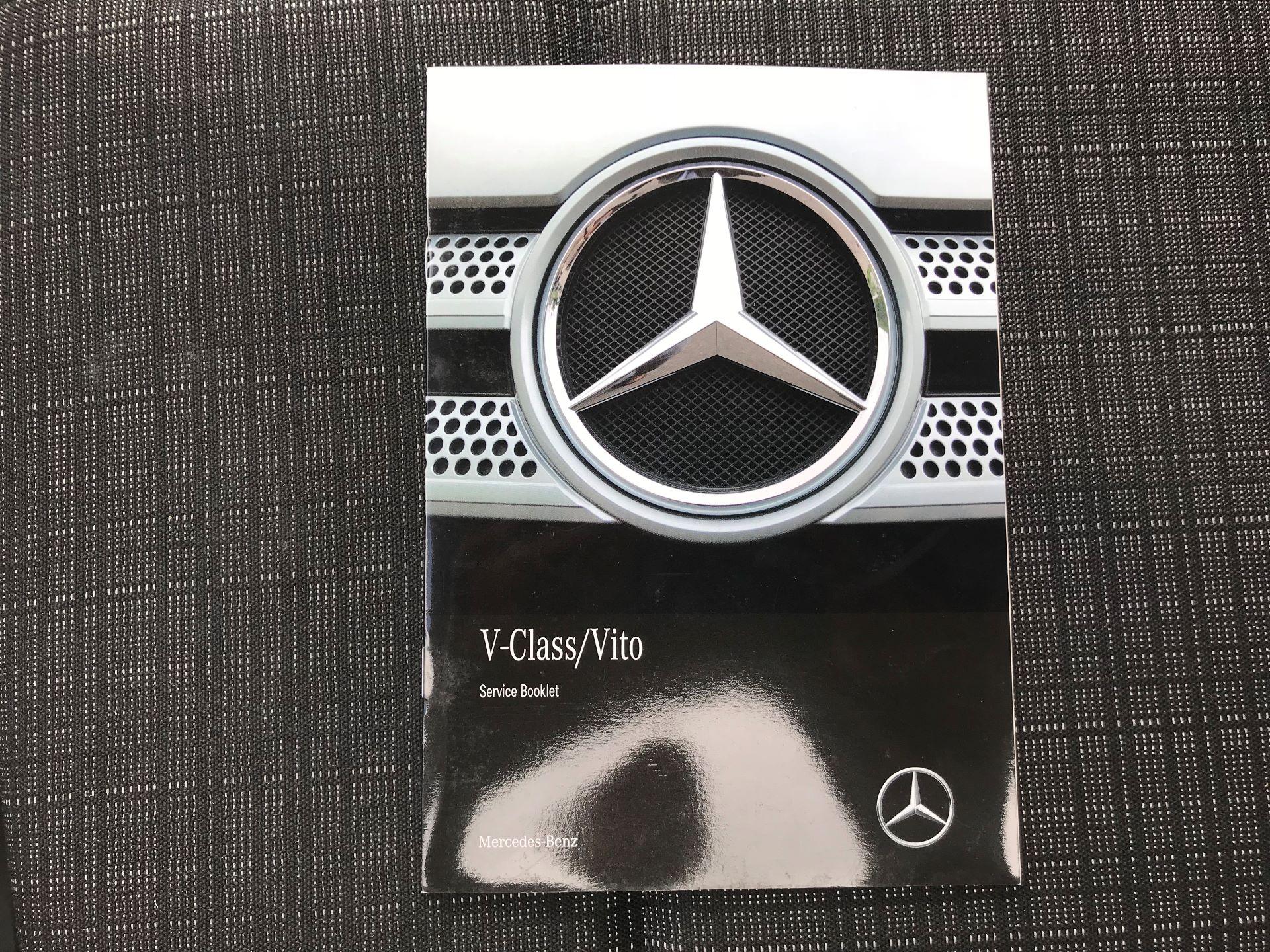 2017 Mercedes-Benz Vito LONG 111CDI VAN EURO 6  (KN67UZL) Image 40