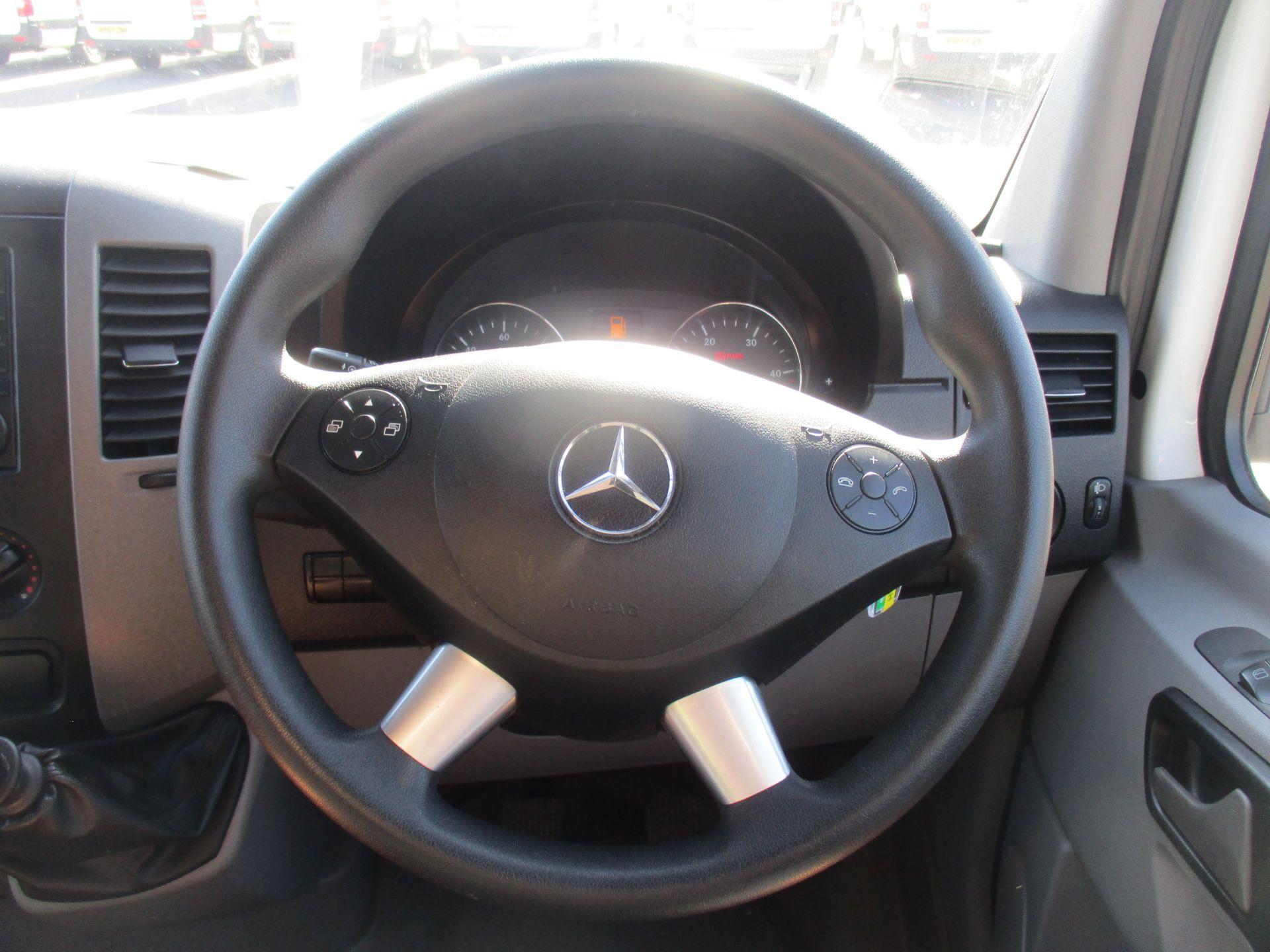 2017 Mercedes-Benz Sprinter 314 LWB H/R VAN EURO 6 (KN67VAH) Image 16