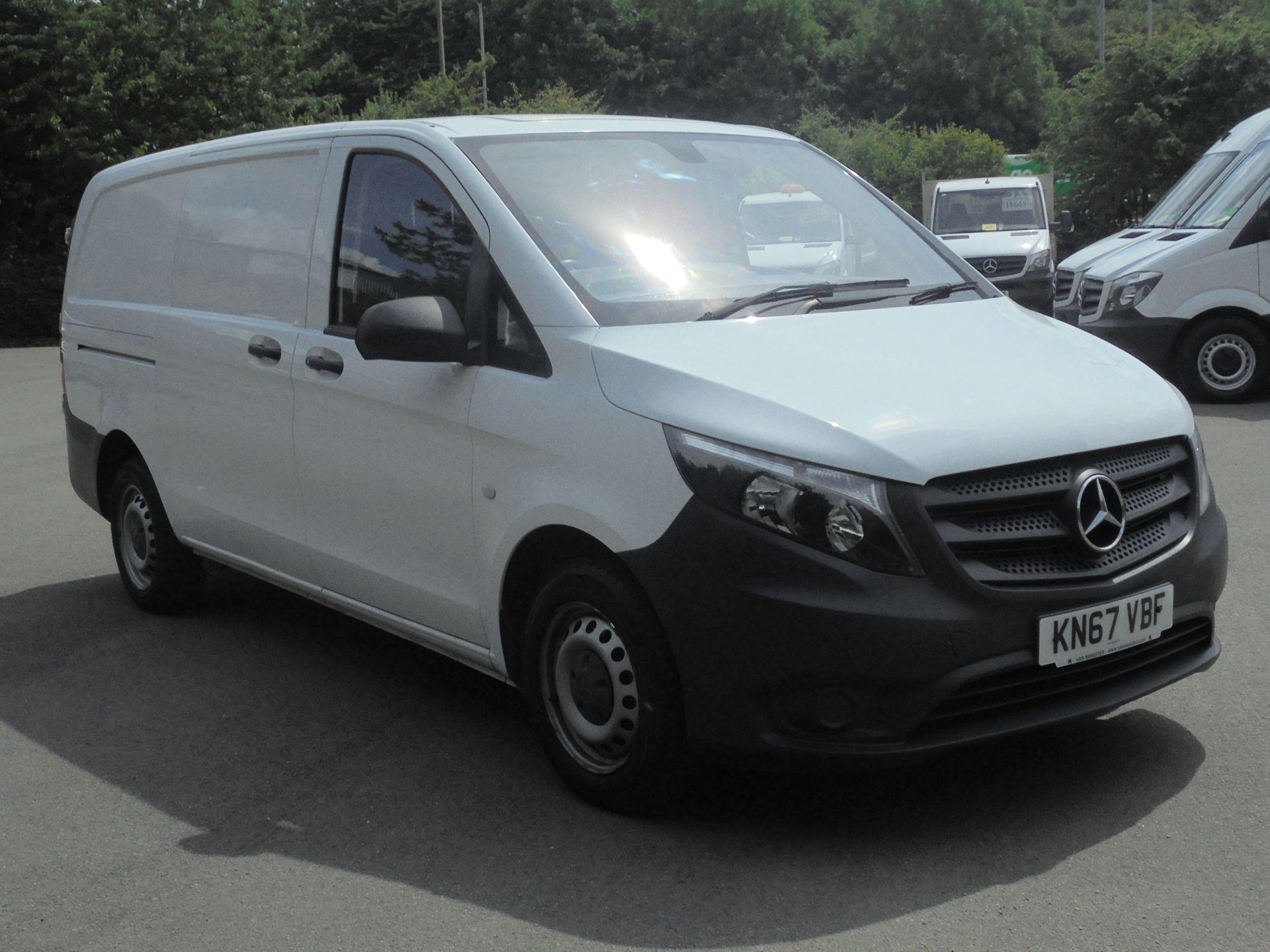 2017 Mercedes-Benz Vito 111Cdi Van (KN67VBF)