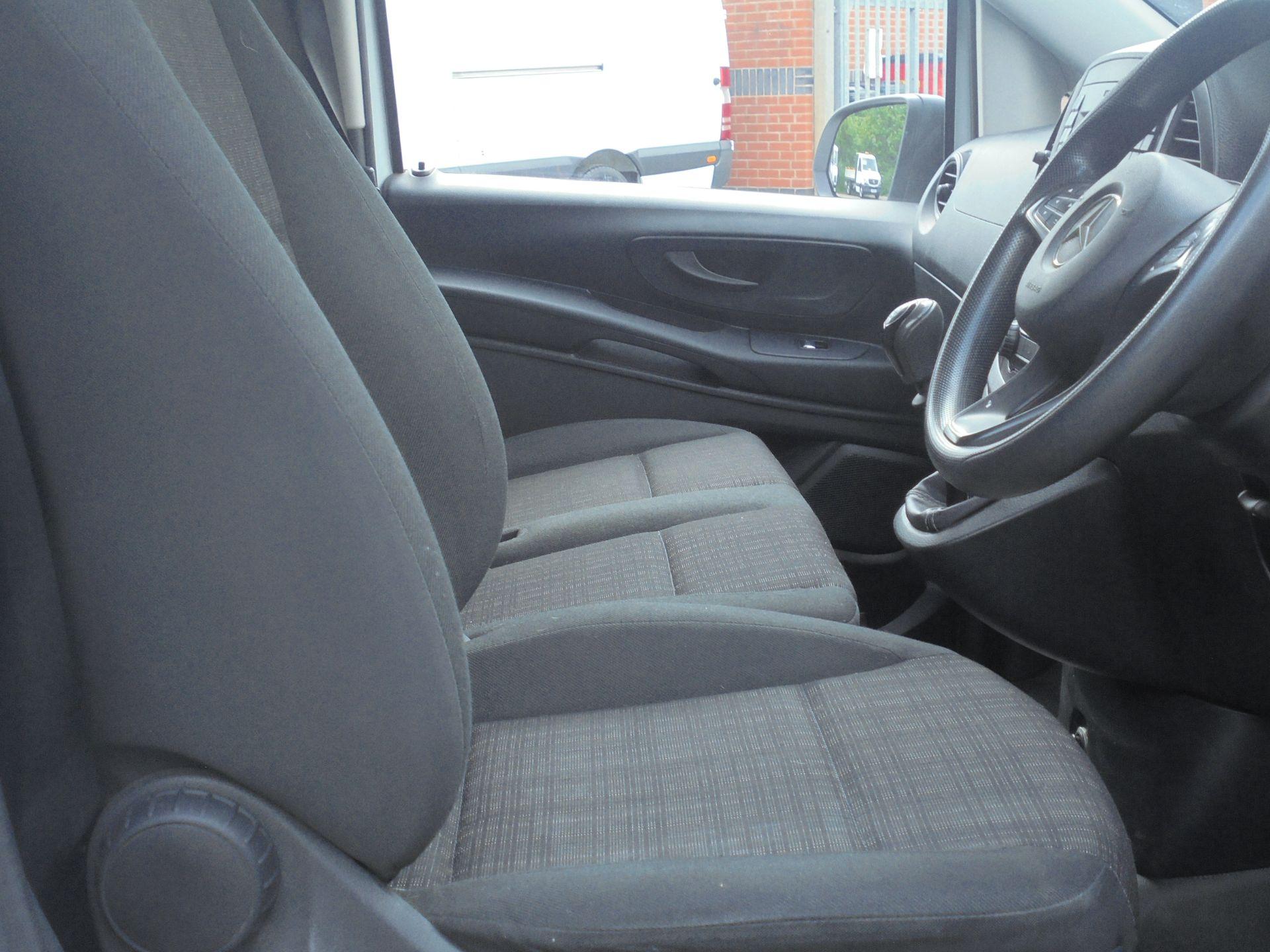 2017 Mercedes-Benz Vito 111Cdi Van (KN67VBF) Image 14