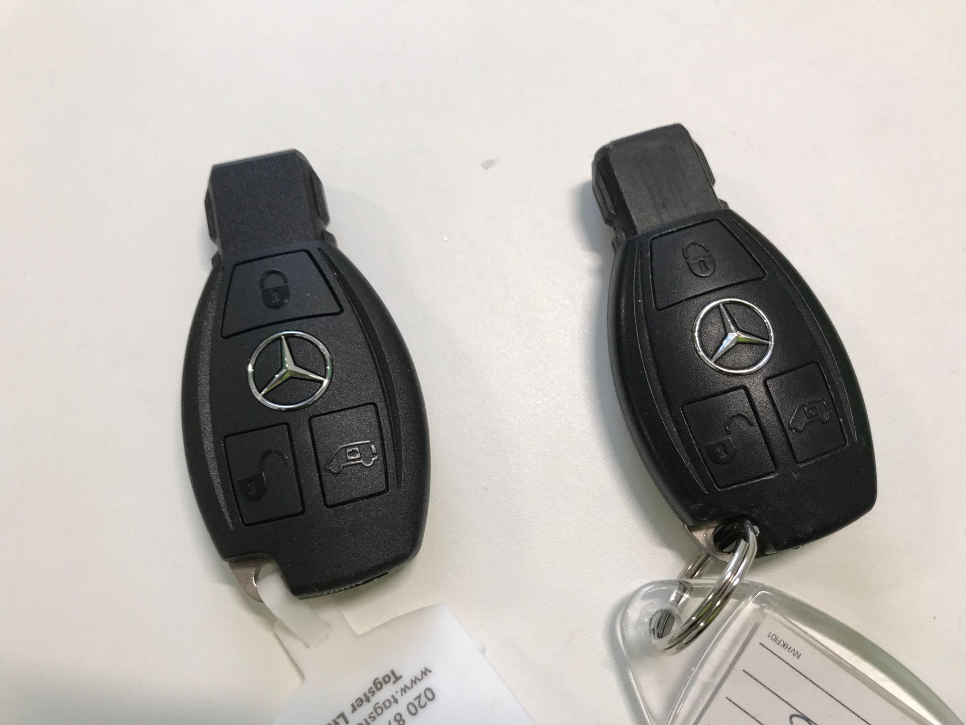 2017 Mercedes-Benz Vito 111CDI LWB 110PS EURO 5 (KN67VBO) Image 29