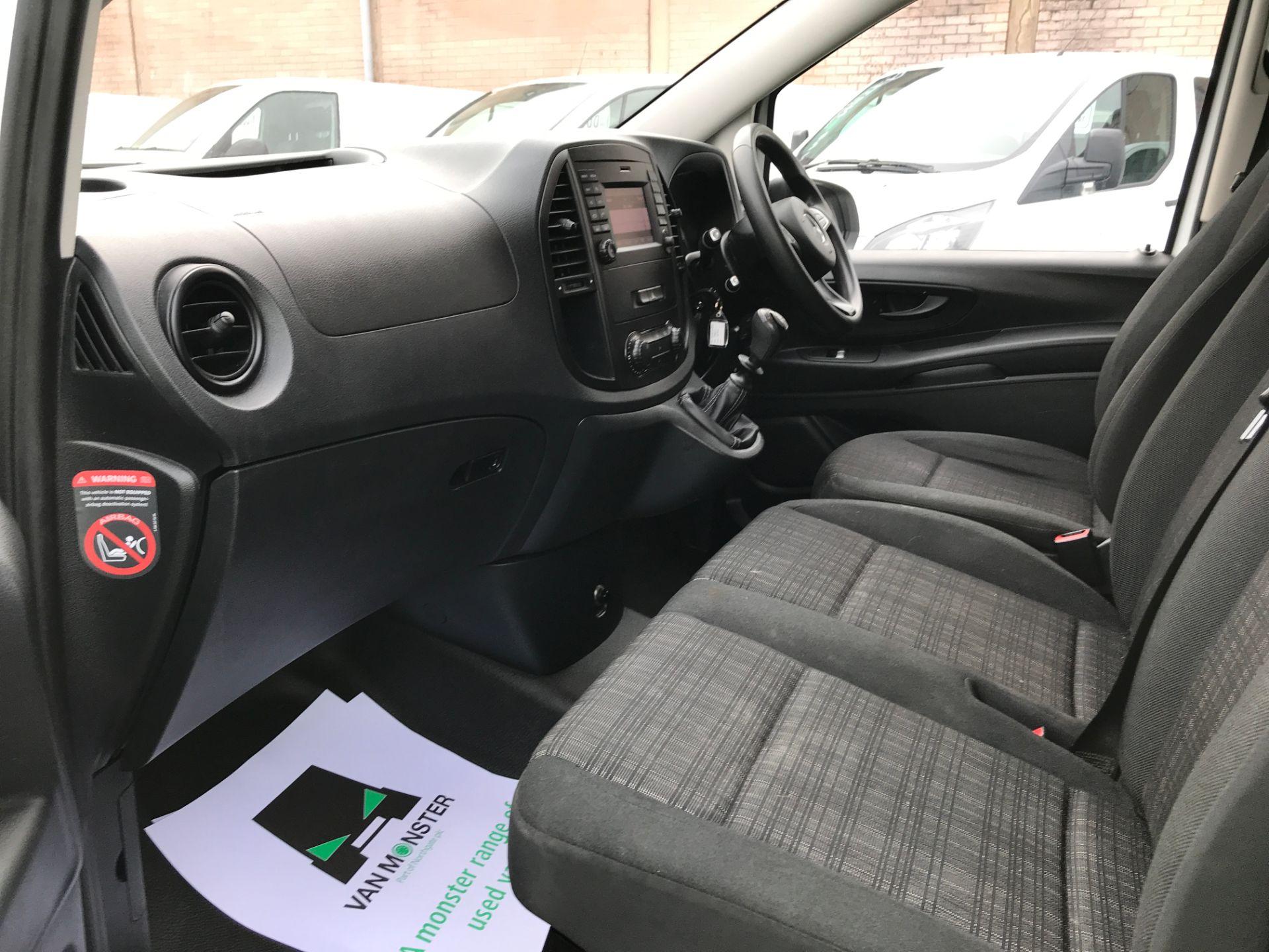 2017 Mercedes-Benz Vito 111CDI LWB 110PS EURO 5 (KN67VBO) Image 12