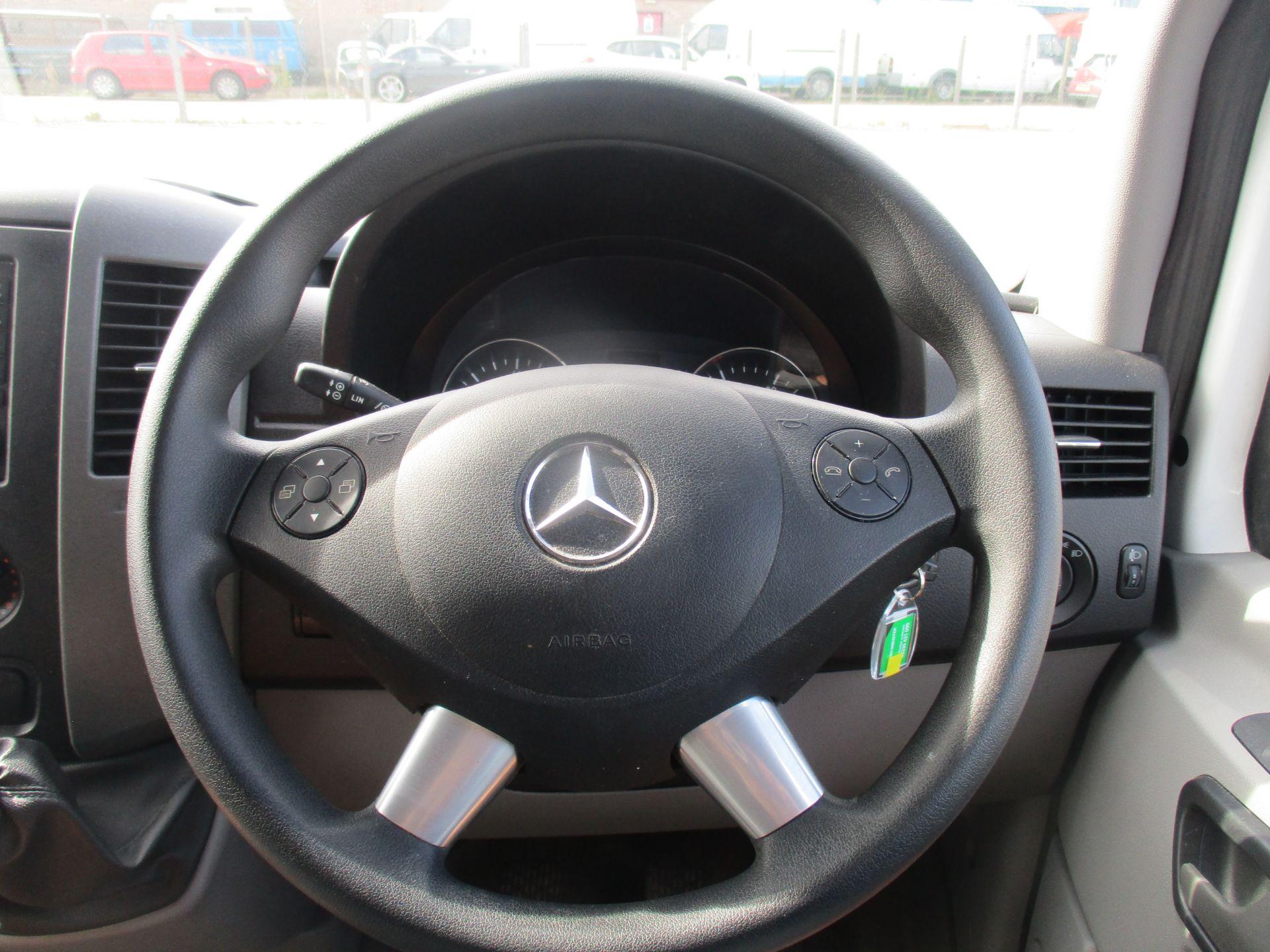 2017 Mercedes-Benz Sprinter 314 LWB H/R VAN EURO 6 (KN67VBT) Image 16