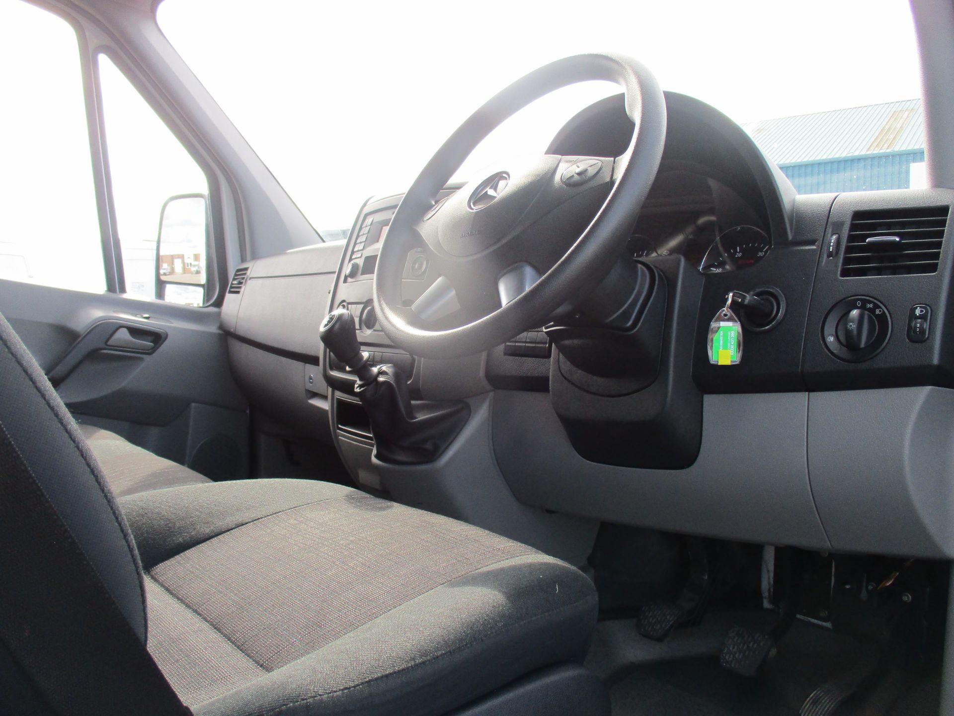 2017 Mercedes-Benz Sprinter 314 LWB H/R VAN EURO 6 (KN67VBT) Image 13