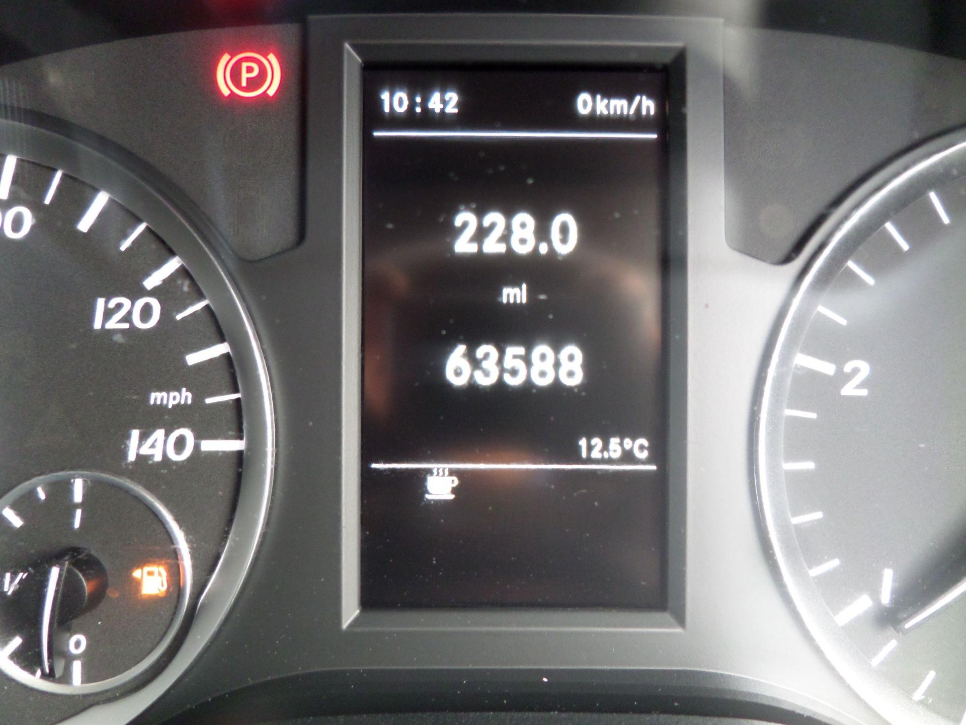 2017 Mercedes-Benz Vito 111Cdi Van LWB Euro 6 (KN67VDK) Image 13
