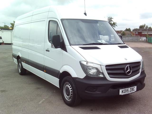 2015 Mercedes-Benz Sprinter 313 LWB H/R EURO 5 High Roof Van (KO15ZBC)