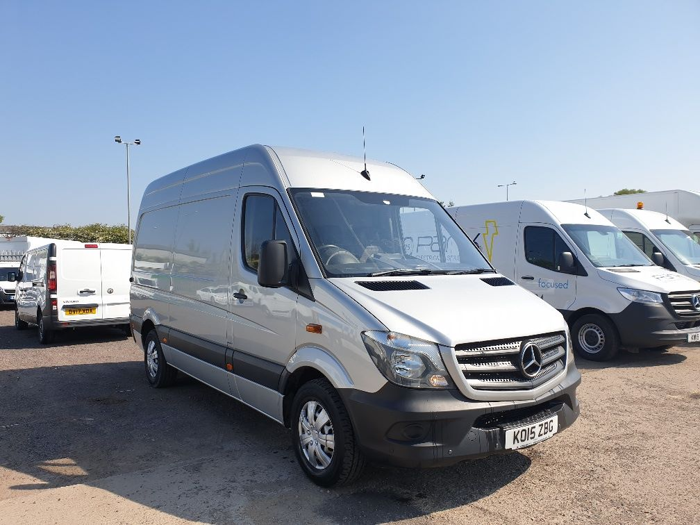 2015 Mercedes-Benz Sprinter 313 MWB H/R BLUE EFFICIENCY EURO 5 (KO15ZBG)