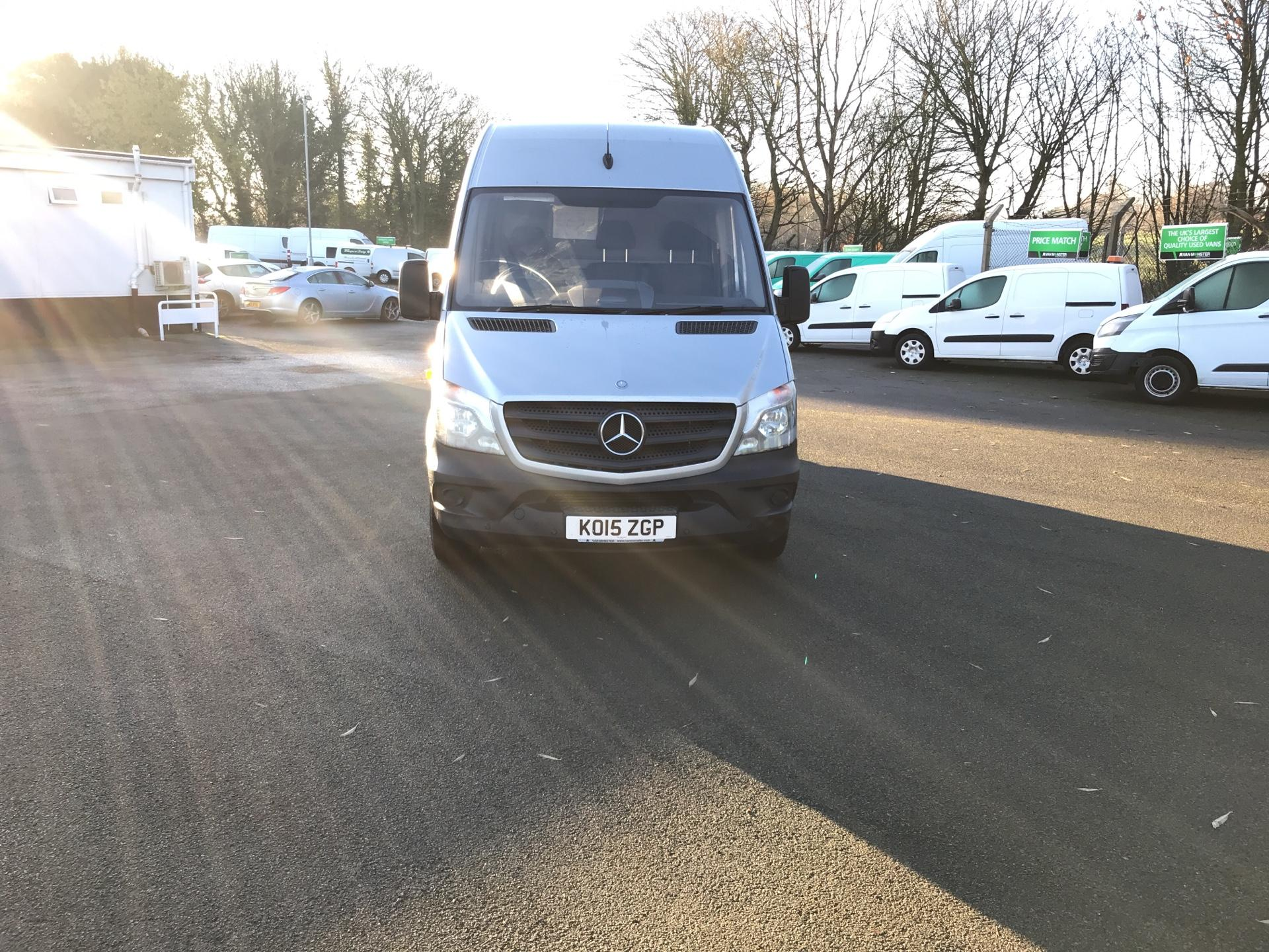 2015 Mercedes-Benz Sprinter  313 MWB H/R BLUE EFFICIENCY EURO 5 *VALUE RANGE VEHICLE - CONDITION REFLECTED IN PRICE* (KO15ZGP) Image 8