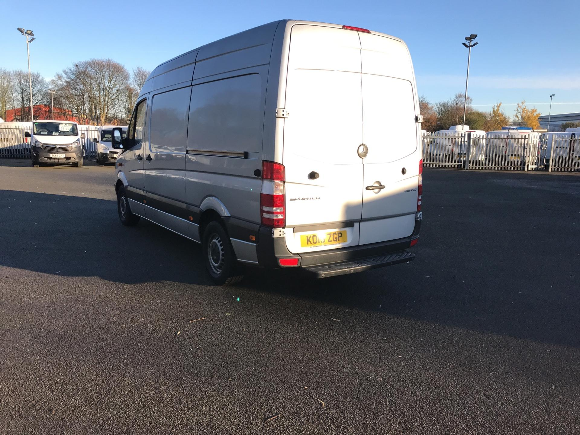 2015 Mercedes-Benz Sprinter  313 MWB H/R BLUE EFFICIENCY EURO 5 *VALUE RANGE VEHICLE - CONDITION REFLECTED IN PRICE* (KO15ZGP) Image 5