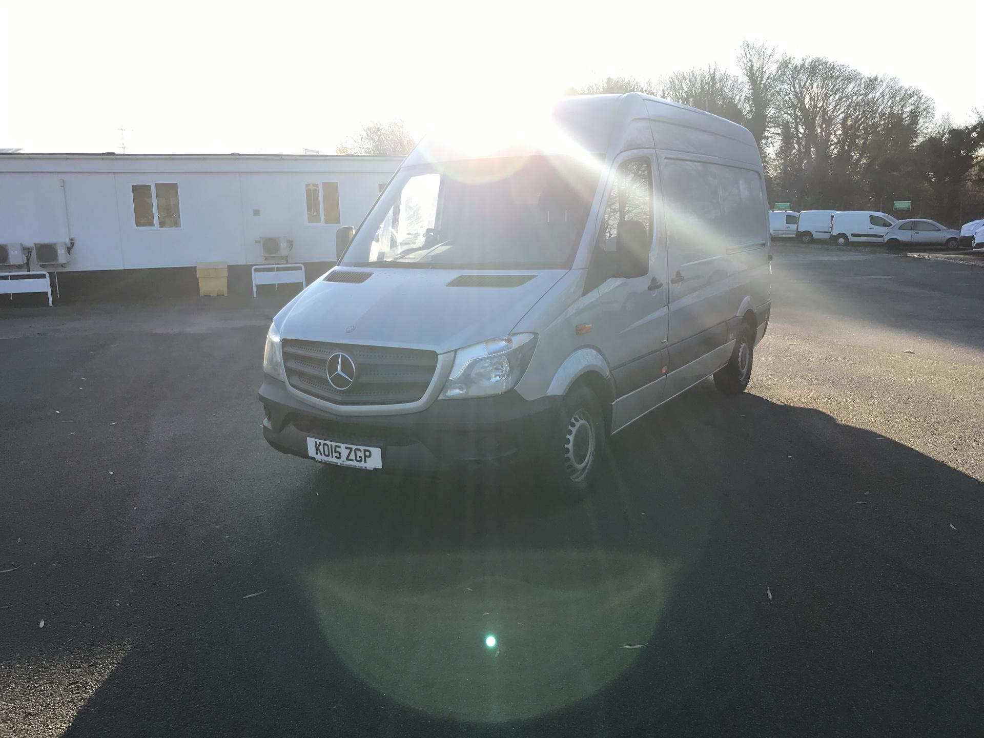 2015 Mercedes-Benz Sprinter  313 MWB H/R BLUE EFFICIENCY EURO 5 *VALUE RANGE VEHICLE - CONDITION REFLECTED IN PRICE* (KO15ZGP) Image 7