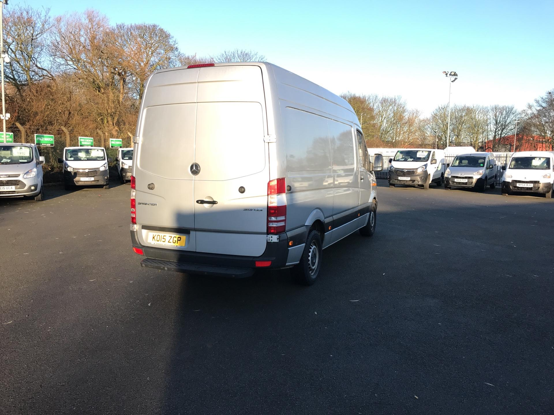2015 Mercedes-Benz Sprinter  313 MWB H/R BLUE EFFICIENCY EURO 5 *VALUE RANGE VEHICLE - CONDITION REFLECTED IN PRICE* (KO15ZGP) Image 3