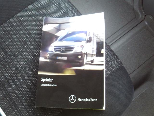 2015 Mercedes-Benz Sprinter 313cdi mwb High Roof 130ps (KO15ZJV) Image 22