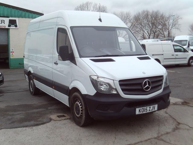 2015 Mercedes-Benz Sprinter 313cdi mwb High Roof 130ps (KO15ZJV)