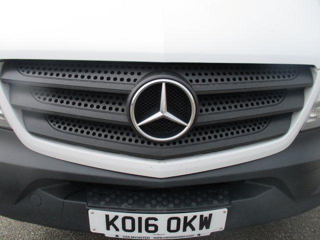 2016 Mercedes-Benz Sprinter 313 CDI MWB 3.5T HIGH ROOF VAN  (KO16OKW) Image 4