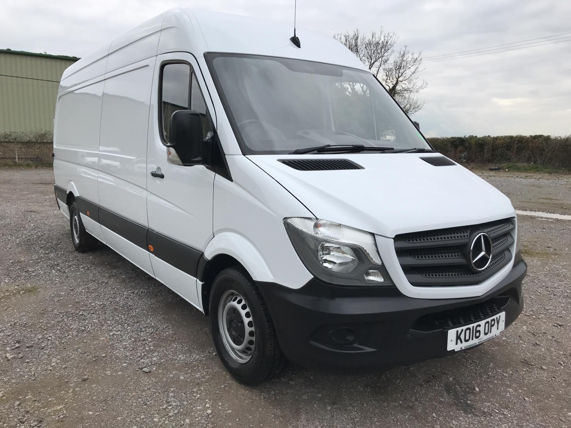 2016 Mercedes-Benz Sprinter CR35 LWB 2.0 136PS HIGH ROOF EURO 5  (KO16OPY)