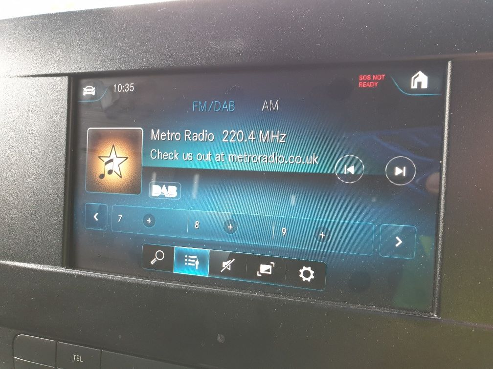 2018 Mercedes-Benz Sprinter 3.5T H2 Van EURO 6 (KO18HMV) Image 24
