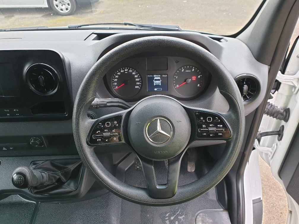 2018 Mercedes-Benz Sprinter 3.5T H2 Van EURO 6 (KO18HMV) Image 19