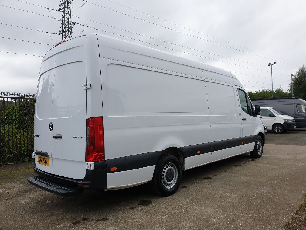 2018 Mercedes-Benz Sprinter 3.5T H2 Van EURO 6 (KO18HMV) Image 13
