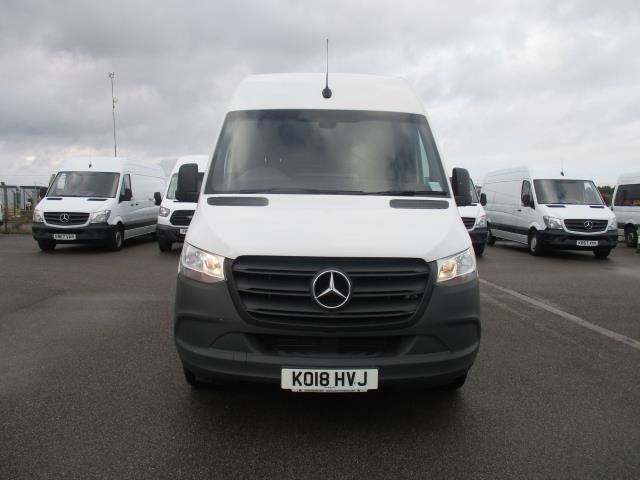 2018 Mercedes-Benz Sprinter 314 CDI L3 H2 VAN EURO 6 (KO18HVJ) Image 2