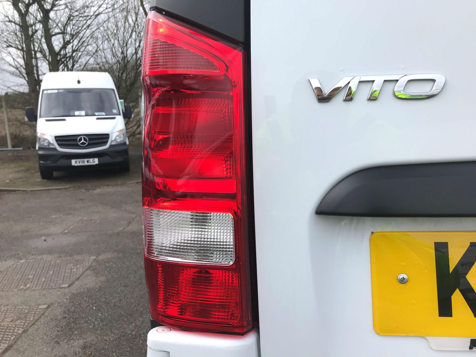 2019 Mercedes-Benz Vito LONG 111CDI VAN EURO 6 (KO19ARU) Image 14