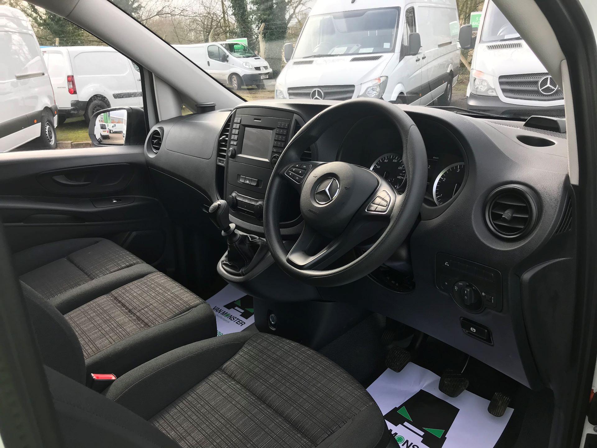 2019 Mercedes-Benz Vito LONG 111CDI VAN EURO 6 (KO19ARU) Image 17