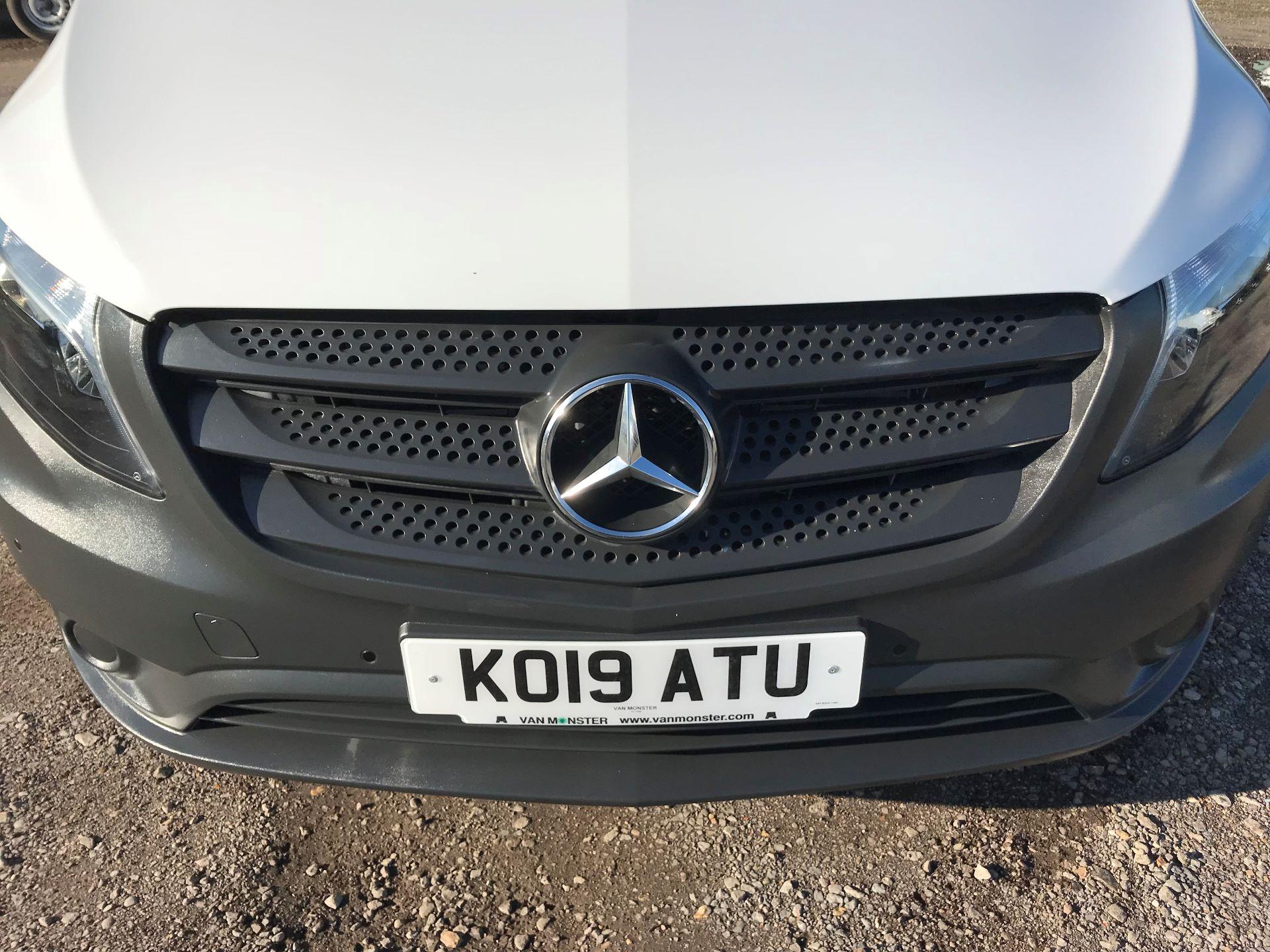 2019 Mercedes-Benz Vito 111Cdi Van (KO19ATU) Image 15