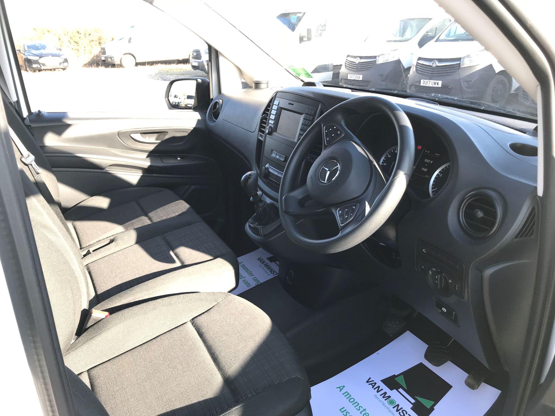 2019 Mercedes-Benz Vito 111Cdi Van (KO19ATU) Image 23