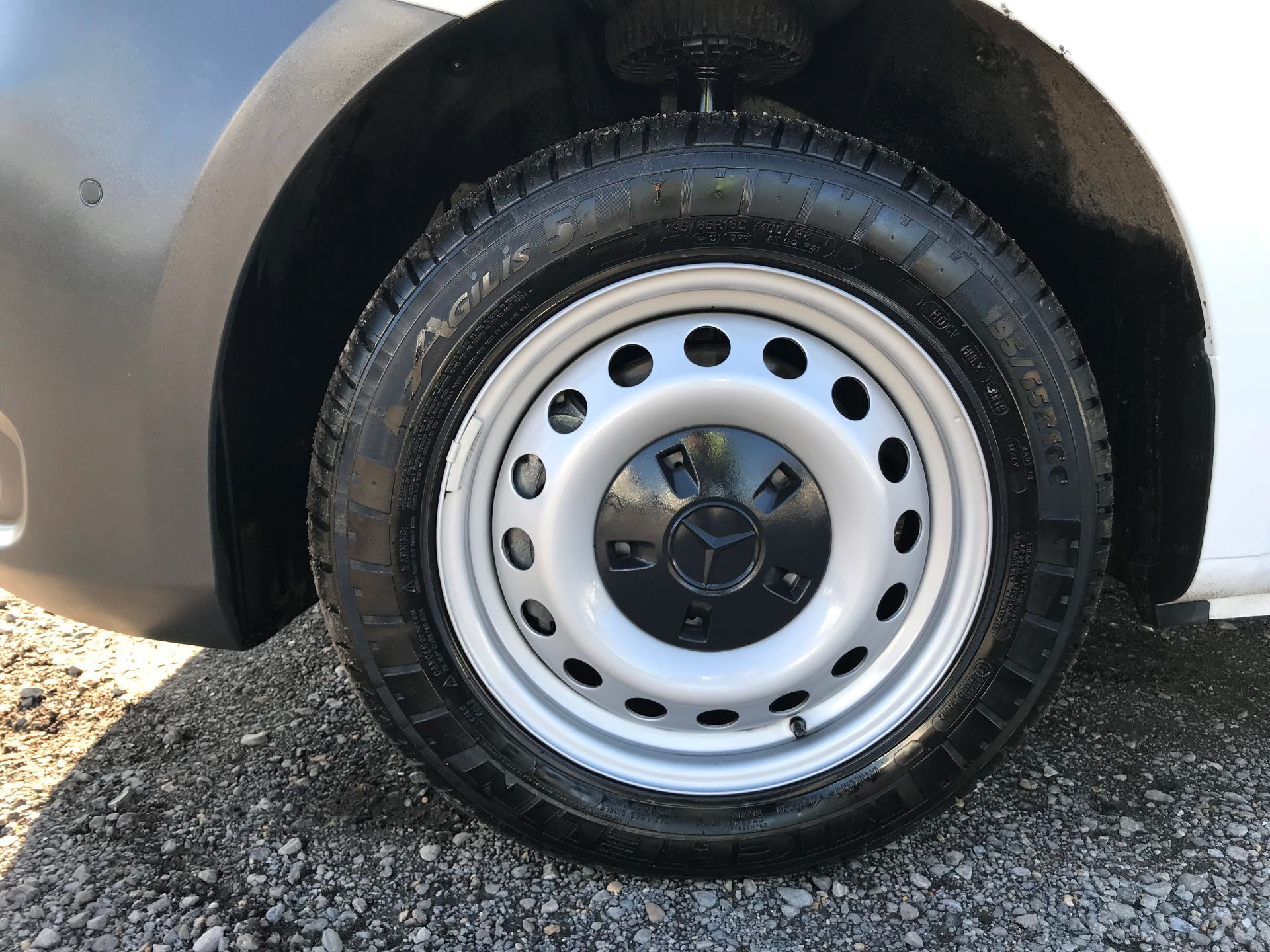 2019 Mercedes-Benz Vito 111Cdi Van (KO19ATU) Image 21