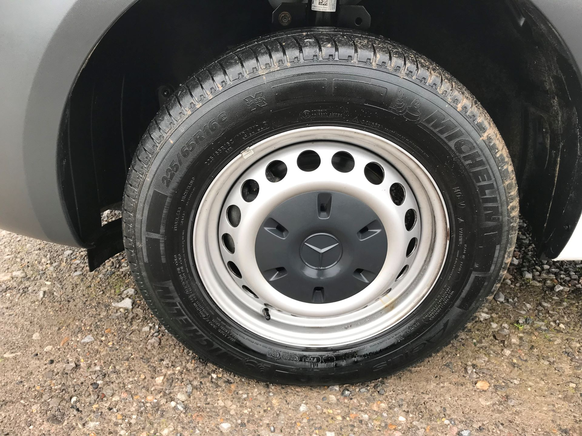 2019 Mercedes-Benz Sprinter 3.5T L2 H2 FWD Van (KO19ATV) Image 20