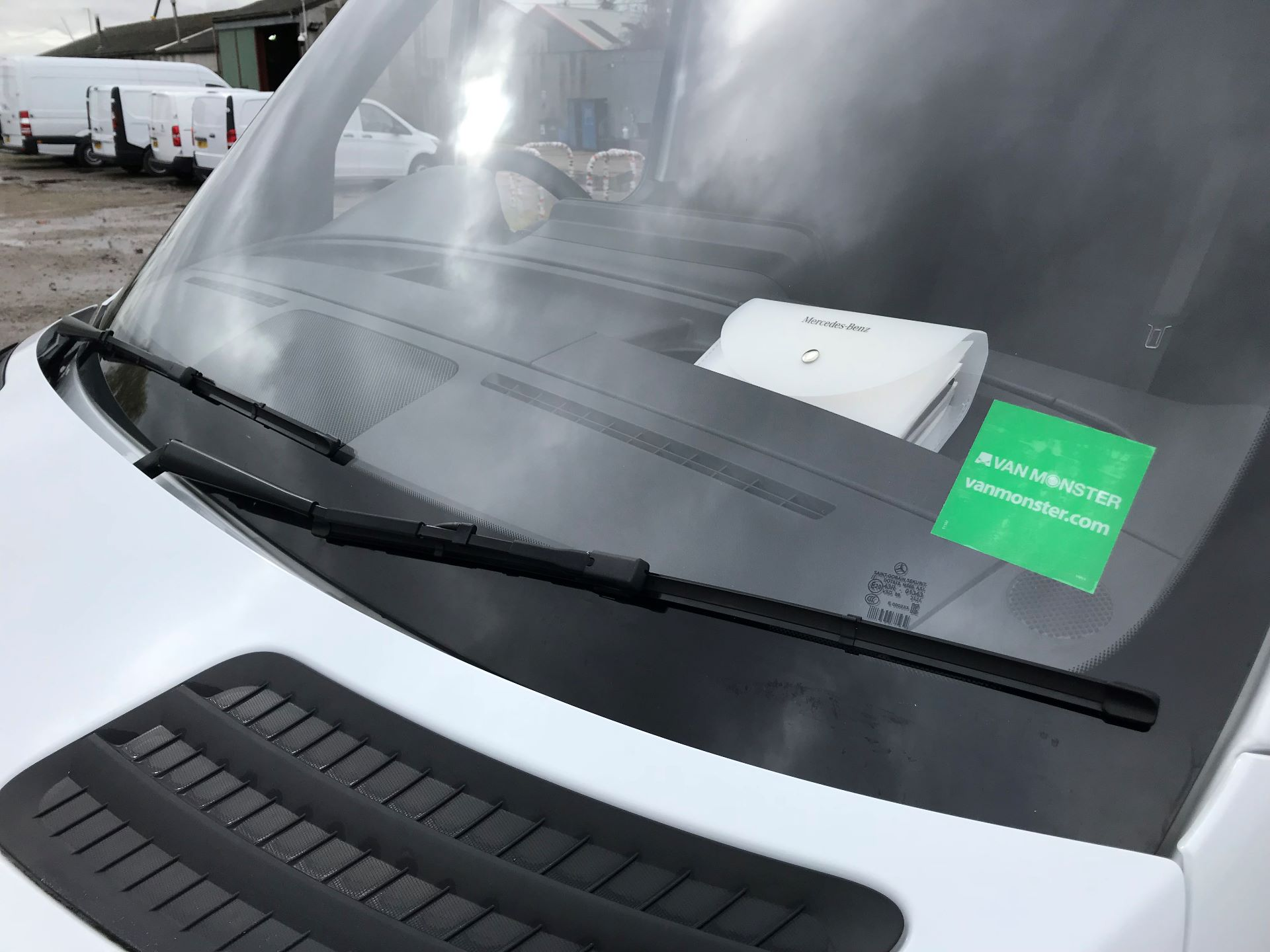 2019 Mercedes-Benz Sprinter 3.5T L2 H2 FWD Van (KO19ATV) Image 19