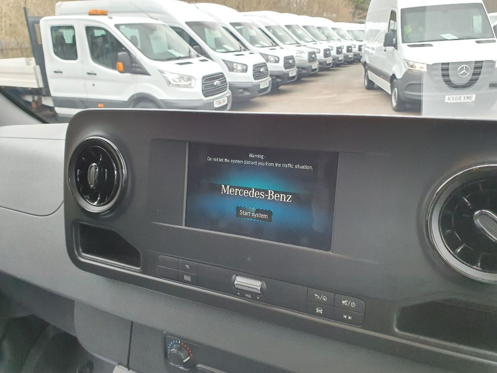 2019 Mercedes-Benz Sprinter 314 MWB 2.2 143BHP EURO 6 (KO19ATX) Image 6
