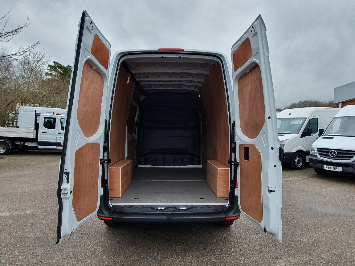 2019 Mercedes-Benz Sprinter 314 MWB 2.2 143BHP EURO 6 (KO19ATX) Image 11