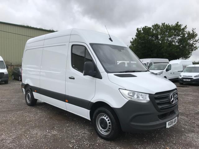 2019 Mercedes-Benz Sprinter 3.5T H1 Van (KO19AUH)
