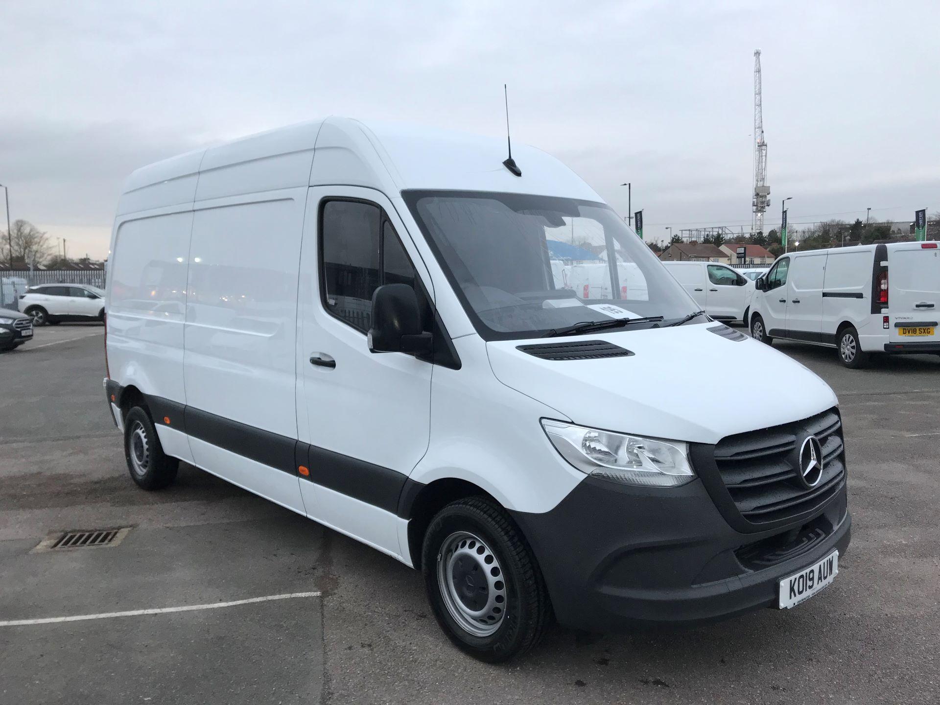 2019 Mercedes-Benz Sprinter  314 MWB H/R VAN EURO 6 (KO19AUW)